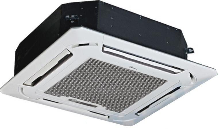 Купить Кассетный кондиционер Midea MCD-48HRN1-R/MOU-48HN1-R в интернет магазине климатического оборудования