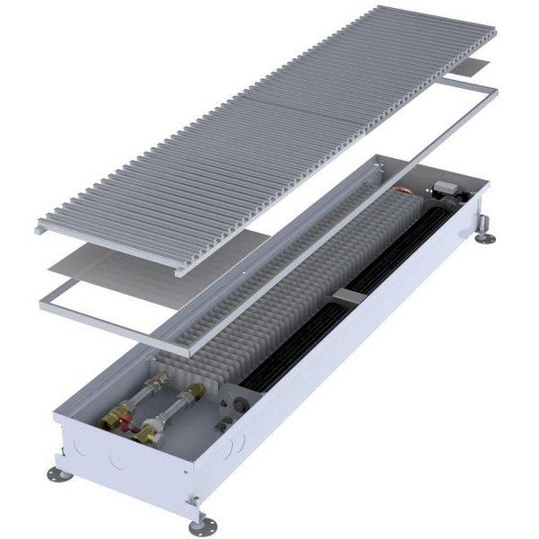 Внутрипольный конвектор Minib COIL-KT3 900 фото