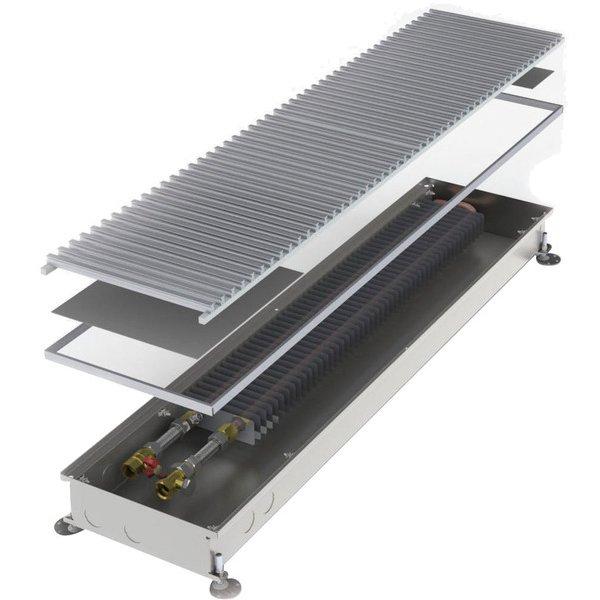 Внутрипольный конвектор Minib COIL-P80 900 фото