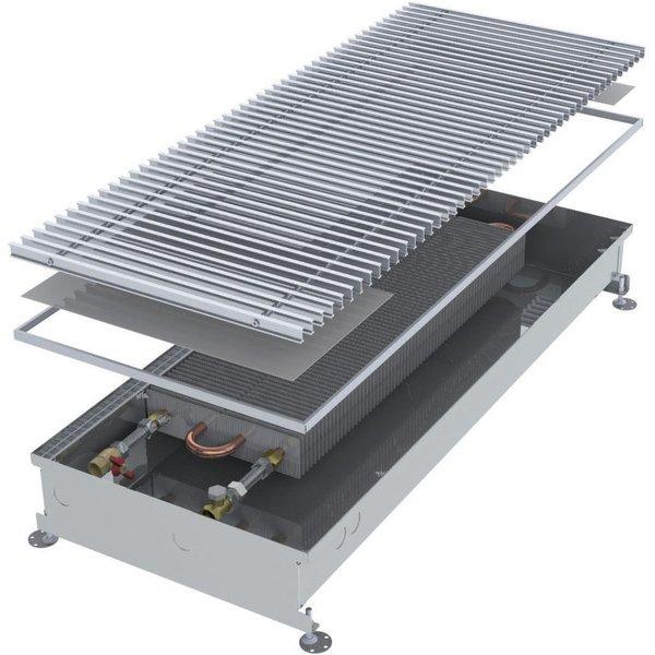 Внутрипольный конвектор Minib COIL-PMW125 1000 фото