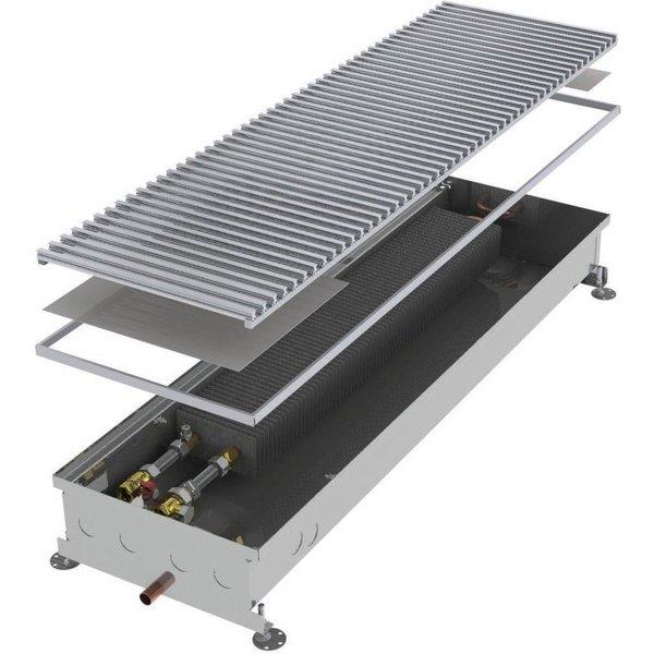 Внутрипольный конвектор Minib COIL-PO 1250 фото
