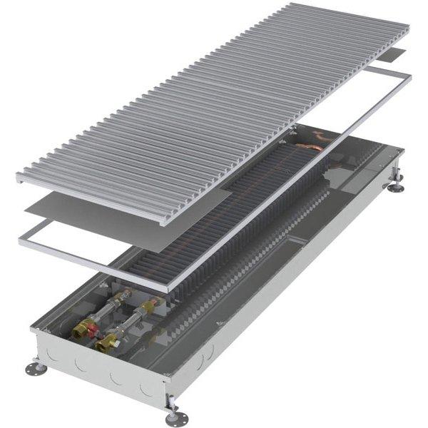 Внутрипольный конвектор Minib COIL-PT80 2000 фото