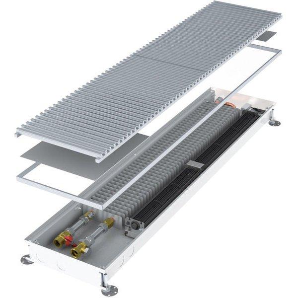 Внутрипольный конвектор Minib COIL-T60 2500 фото