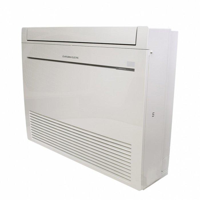 Купить Напольный кондиционер Mitsubishi Electric MFZ-KJ25VE/MUFZ-KJ25VE в интернет магазине климатического оборудования