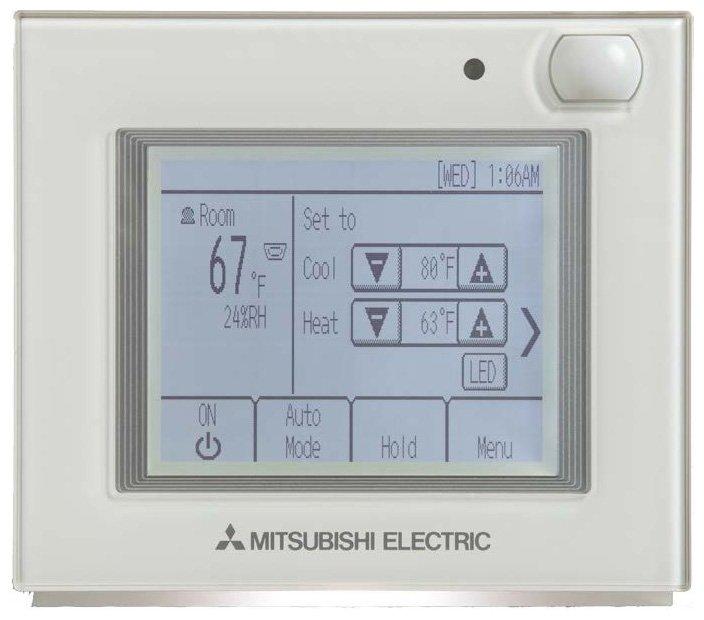 Пульт управления проводной Mitsubishi Electric PAR-U02MEDA фото