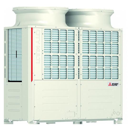Наружный блок VRF системы 50-599 кВт Mitsubishi Electric.