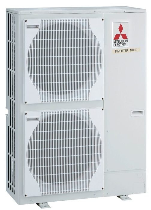 Наружный блок VRF системы 10-139 кВт Mitsubishi Electric.