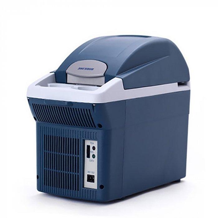 Небольшой термоэлектрический автохолодильник Mobicool T08 DC фото