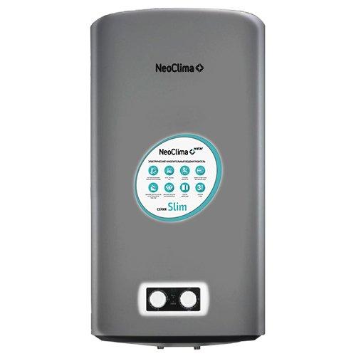 Купить Электрический накопительный водонагреватель 30 литров Neoclima Slim INOX 30S в интернет магазине климатического оборудования