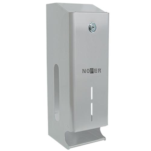 Купить Nofer 350х118х118 для III рулонов матовый в интернет магазине. Цены, фото, описания, характеристики, отзывы, обзоры