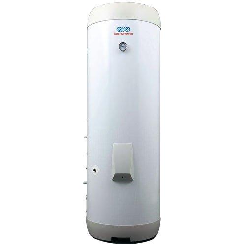 Электрический водонагреватель накопительный 300 литров напольный OSO DTC 300 фото