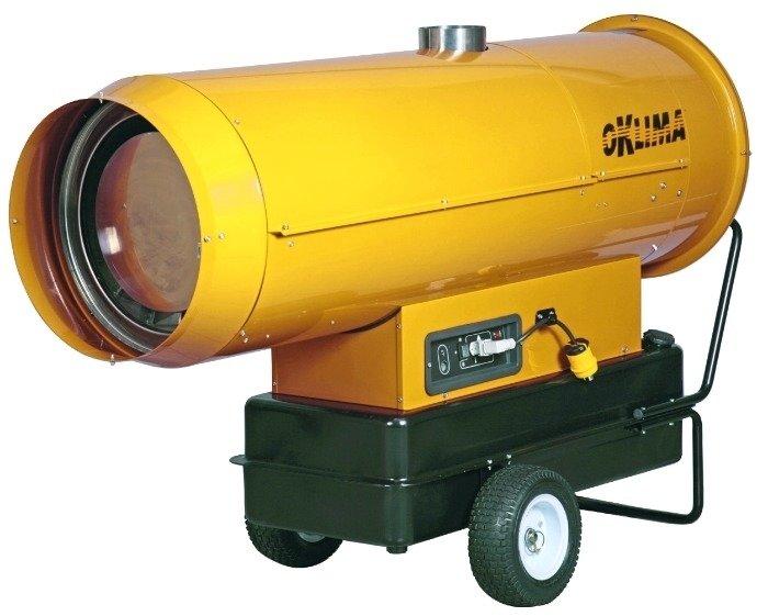 Купить Дизельная тепловая пушка Oklima PH 400 в интернет магазине климатического оборудования