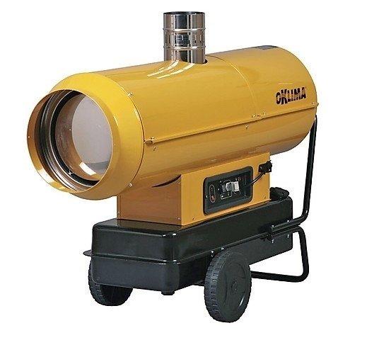 Купить Дизельная тепловая пушка Oklima SE 80 в интернет магазине климатического оборудования