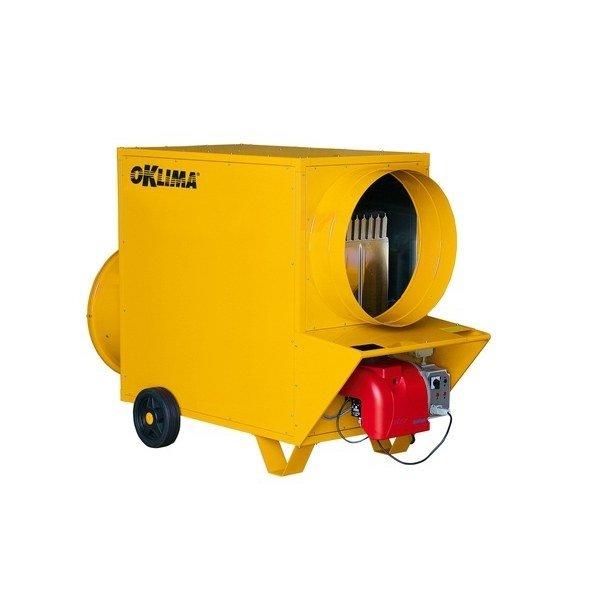 Купить Газовая тепловая пушка Oklima SM 580 + горелка (пропан/бутан) в интернет магазине климатического оборудования