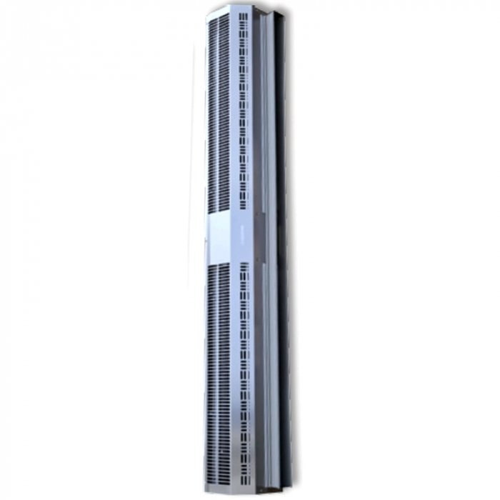 Промышленная тепловая завеса Olefini Olefini KEH-36 VERT S/S электрическая тепловая завеса olefini olefini mini 700