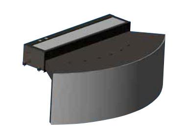 Электрическая тепловая завеса Olefini Olefini RVEH-160
