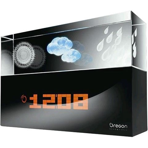 Купить Цифровая метеостанция без радиодатчика Oregon BA900 в интернет магазине климатического оборудования