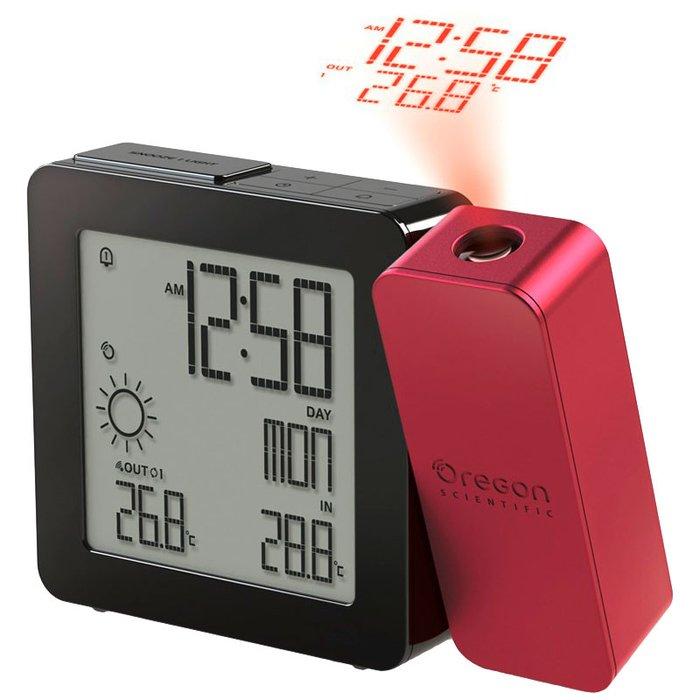 Купить Цифровая метеостанция с радиодатчиком Oregon BAR368P-b в интернет магазине климатического оборудования