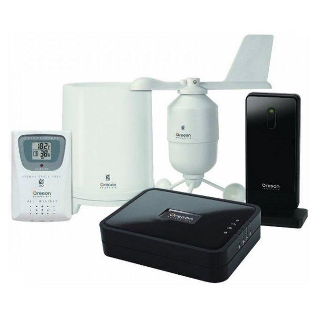 Купить Цифровая метеостанция с радиодатчиком Oregon LW301 в интернет магазине климатического оборудования