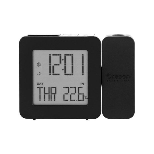 Часы-будильник с проекцией Oregon RM338PX-b фото