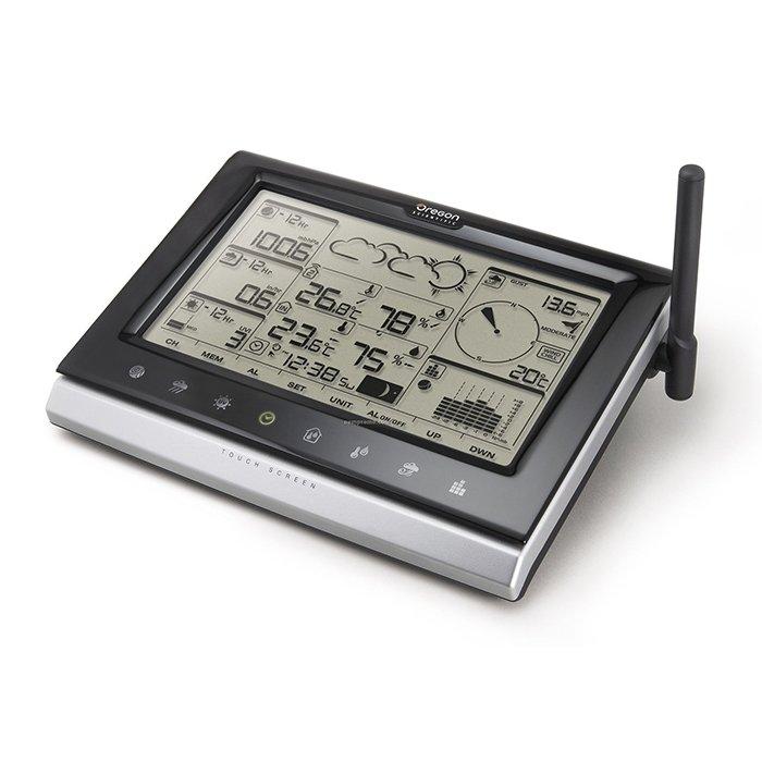 Купить Цифровая метеостанция с радиодатчиком Oregon WMR200 в интернет магазине климатического оборудования