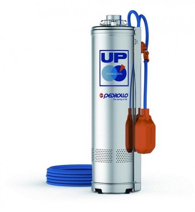 Погружной насос Pedrollo UPm 2/6 - GE 20м кабеля фото