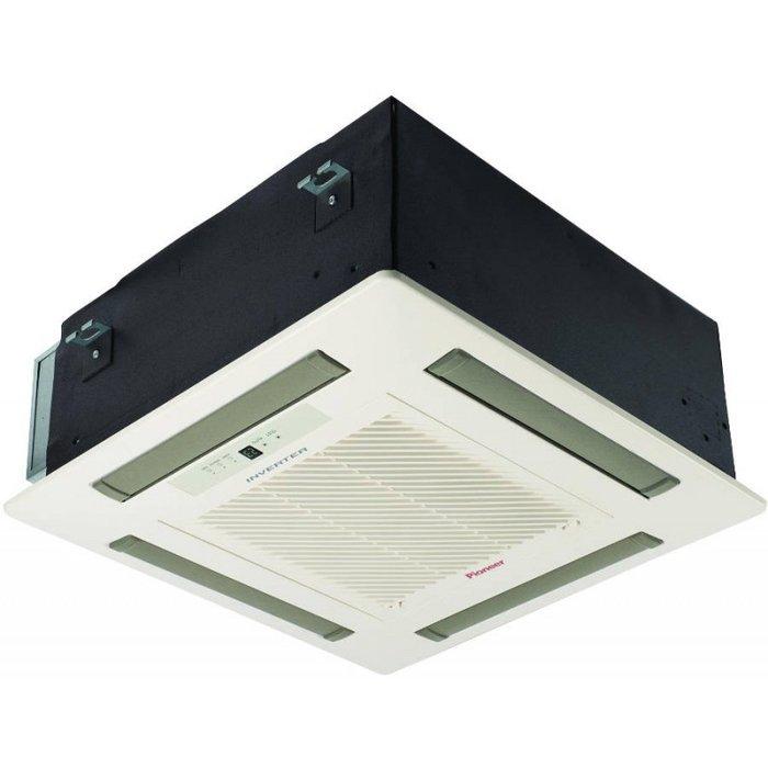 Кассетная VRF система 2-2,9 кВт Pioneer KFCV22CW/MBV02CW фото