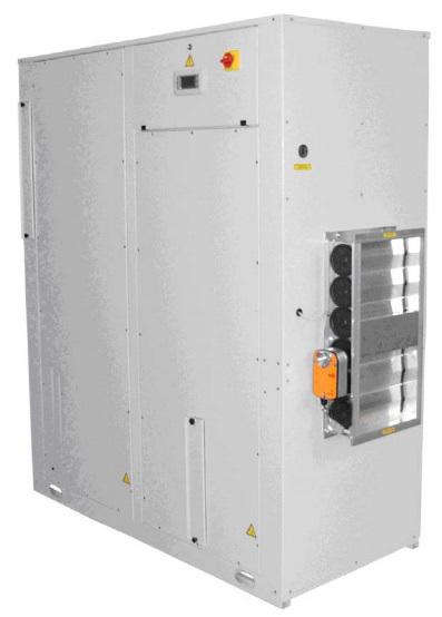 Промышленный осушитель воздуха Polar Bear PS 380 BZ EC