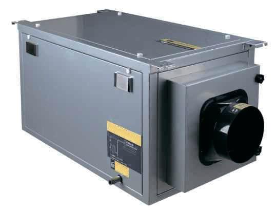 Промышленный осушитель воздуха Polman Polman PL-C138