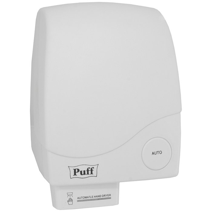 Купить Пластиковая сушилка для рук Puff 8825 в интернет магазине климатического оборудования