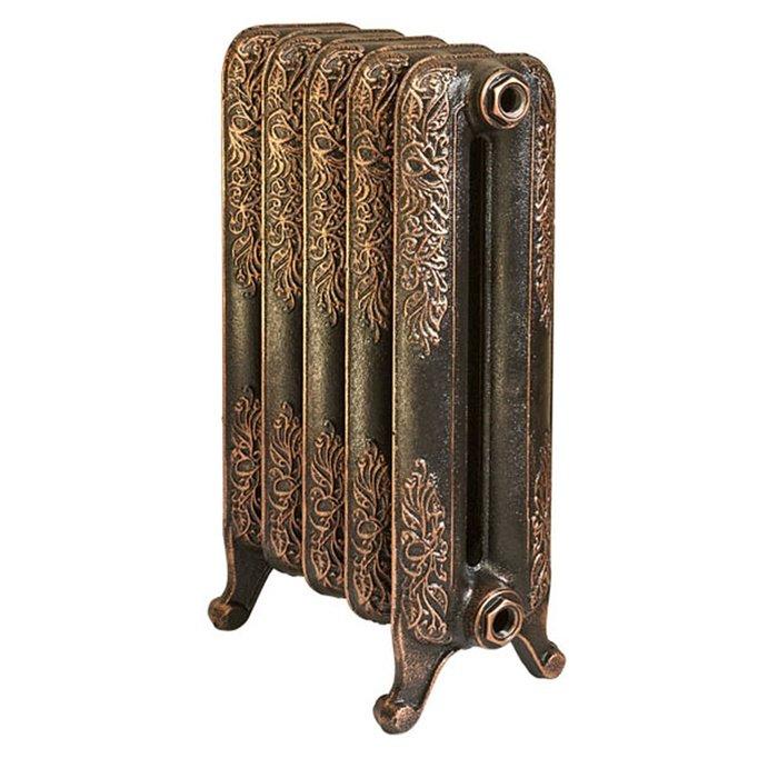 Купить Чугунный радиатор RETROstyle Grotescco 500/180 1 секция в интернет магазине климатического оборудования