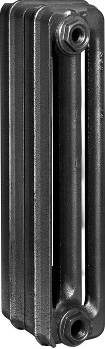 Чугунный радиатор RETROstyle RETROstyle Toulon 500/110 нижнее подключение 2 секции радиатор retrostyle leicester x6