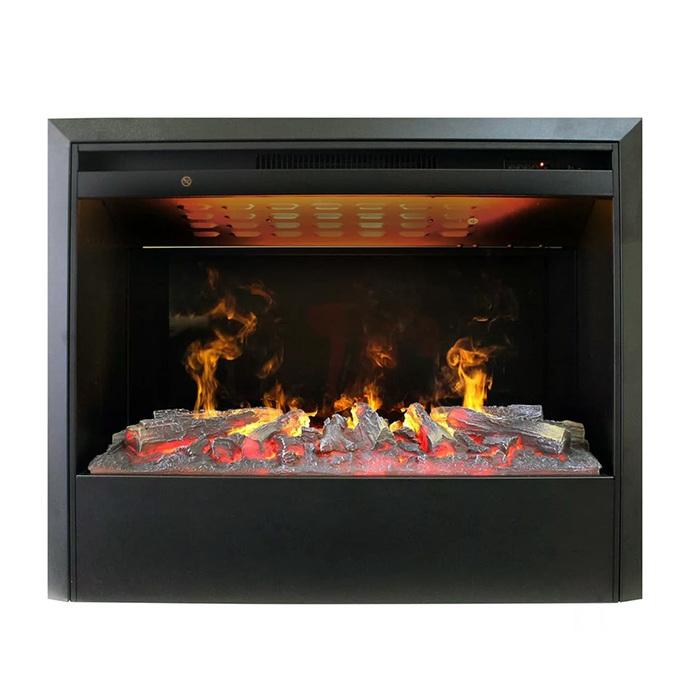Широкий очаг 3D Real-Flame 3D Helios 26 SBG фото