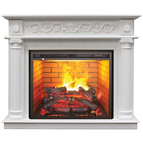 Купить Real-Flame Attica 25,5/26 WT с очагом 3D Leeds 26 в интернет магазине. Цены, фото, описания, характеристики, отзывы, обзоры