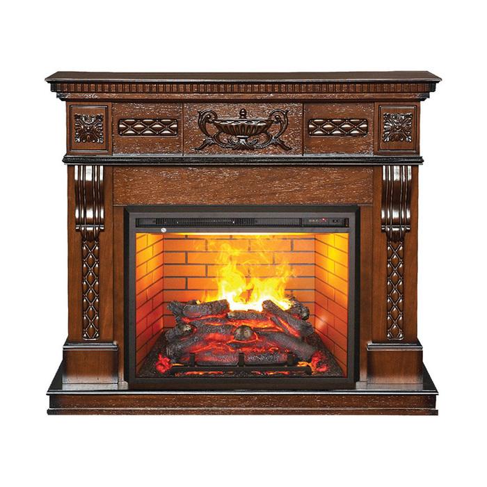 Купить Real-Flame Corsica Lux 26 AO с очагом 3D Leeds 26 в интернет магазине. Цены, фото, описания, характеристики, отзывы, обзоры