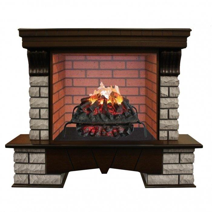 Электрокамин (очаг+портал) Real-Flame