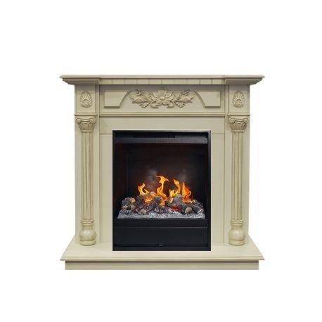 Купить Real-Flame Dacota STD/EUG WT с очагом 3D Olympic в интернет магазине. Цены, фото, описания, характеристики, отзывы, обзоры