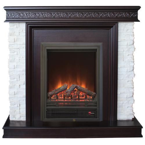 Купить Real-Flame Donna STD/EUG AO с очагом Eugene в интернет магазине. Цены, фото, описания, характеристики, отзывы, обзоры