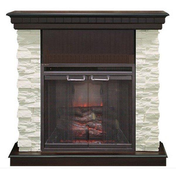 Купить Real-Flame Elford STD/EUG AO с очагом Leeds 23DDW в интернет магазине. Цены, фото, описания, характеристики, отзывы, обзоры