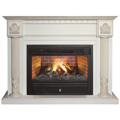 Купить Real-Flame Imperia 33/26 WT с очагом 3D Novara в интернет магазине. Цены, фото, описания, характеристики, отзывы, обзоры