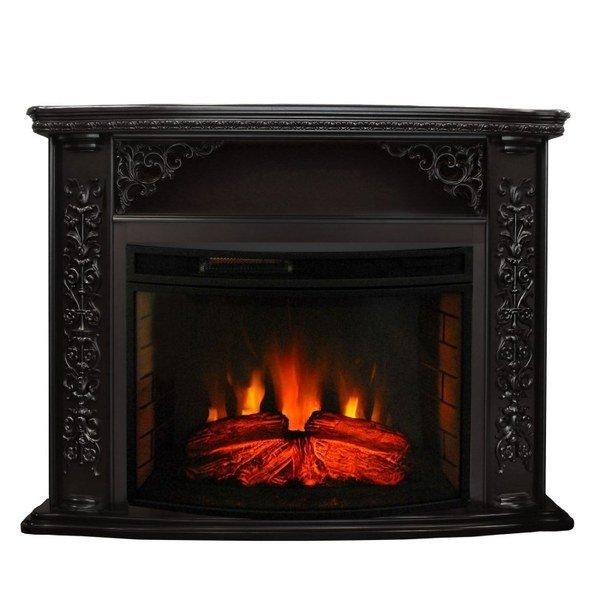 Камин с инфракрасным обогревом Real-Flame