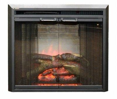 Купить Очаг электрокамина Real-Flame Leeds 26 DD в интернет магазине климатического оборудования