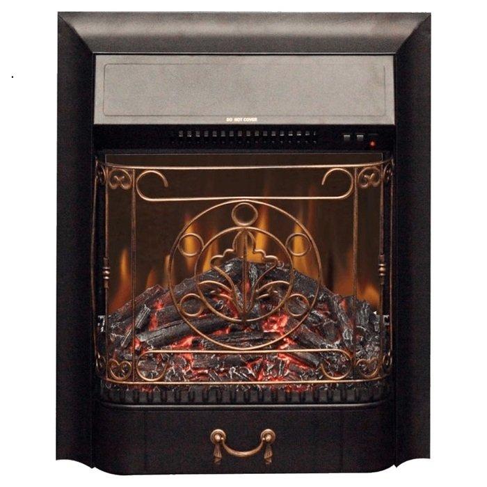Классический очаг 2D Real-Flame Majestic Bl S фото