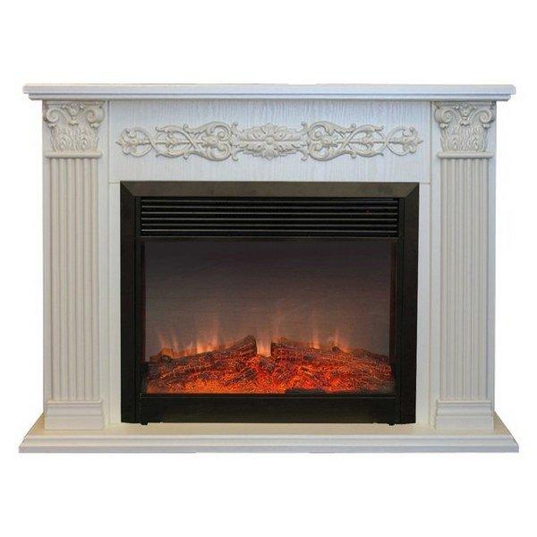 Купить со скидкой Красивый электрический камин Real-Flame