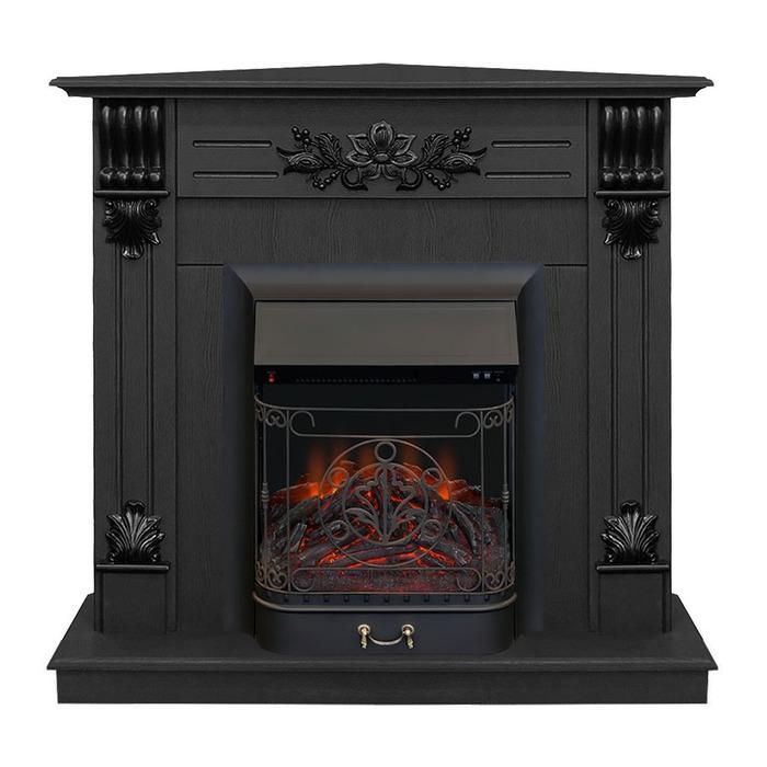 Купить Real-Flame Ottawa corner STD/EUG DN с очагами Fobos/Majestic (BL/BR) в интернет магазине. Цены, фото, описания, характеристики, отзывы, обзоры