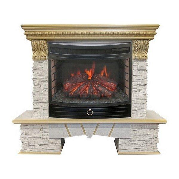 Инфракрасный каминный комплект Real-Flame
