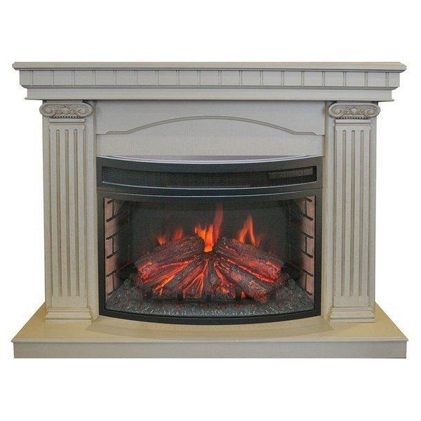 Купить Real-Flame Rosa 25/25,5 WT с очагом Firefield 25 S IR в интернет магазине. Цены, фото, описания, характеристики, отзывы, обзоры