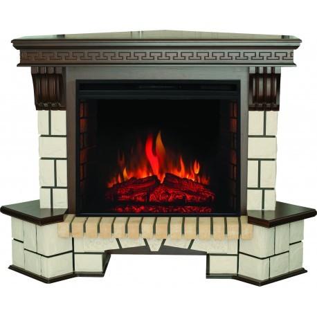Бытовой электрический камин Real-Flame