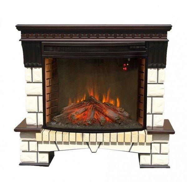 Купить Real-Flame Stone new 33 с очагом Firespace 33 S IR в интернет магазине. Цены, фото, описания, характеристики, отзывы, обзоры