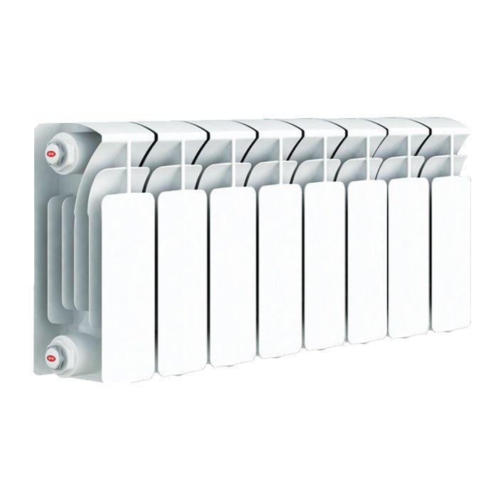 Купить Биметаллический радиатор Rifar Base 200 8 секц. в интернет магазине климатического оборудования